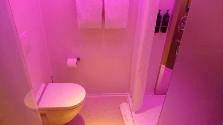 CitizenM Glasgow - bathroom