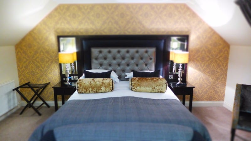 Old Mill Inn, Pitlochry - bedroom