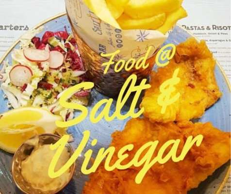 Salt & Vinegar glasgow