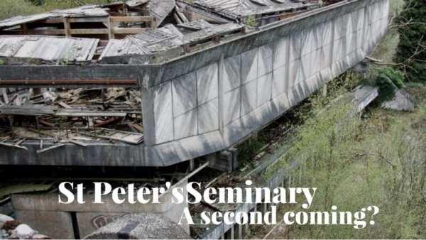 St. Peter's Seminary glasgow