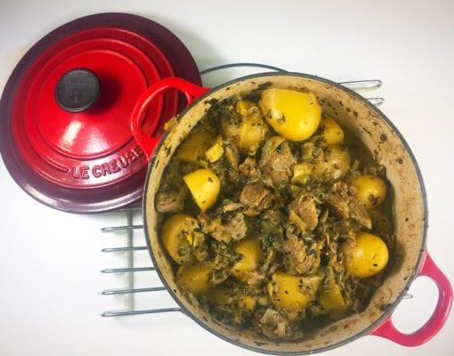 lamb leek casserole 2