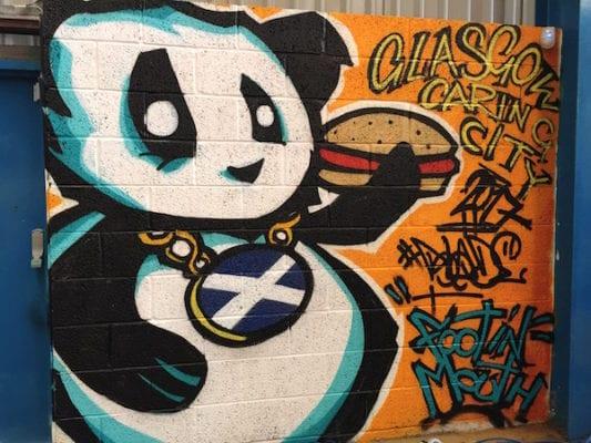 Big Feed Grafitti