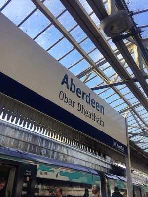 Aberdeen Scotland Scottish staycation holiday