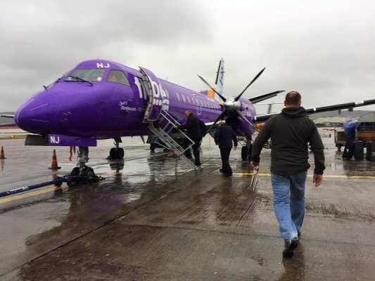 Flybe Scotland Scottish staycation holiday