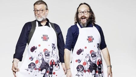 Talking Comic Relief with the Hairy Bikers