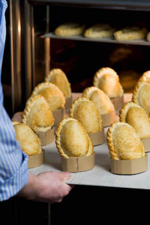 Cornish Pasty Easter Egg | Foodie Explorers