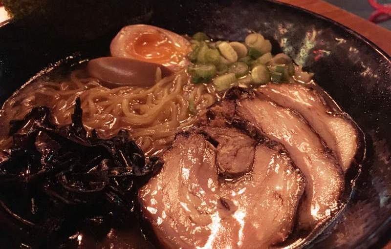 Food review: Ramen Dayo!, Glasgow