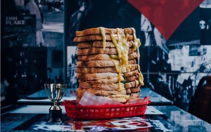 Event: National Grilled Cheese Sandwich Day