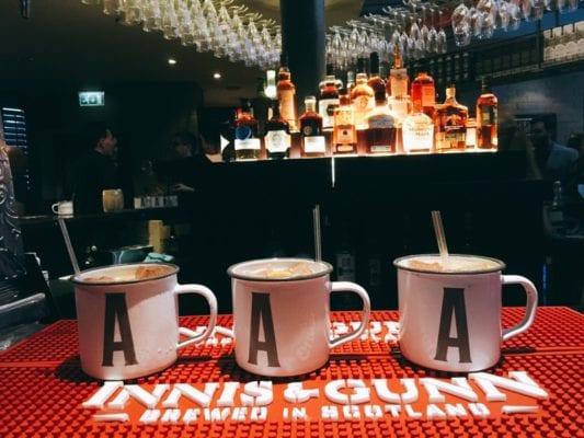 Innis and gunn beer kitchen Ashton lane glasgow Foodie glasgow food blog