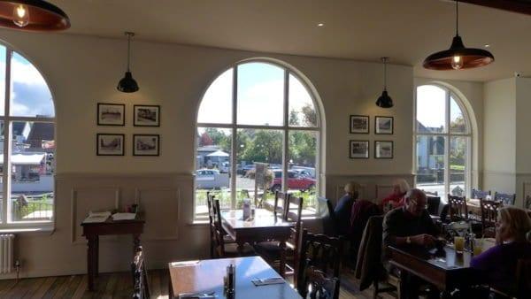 Woodbank Inn balloch loch lomond