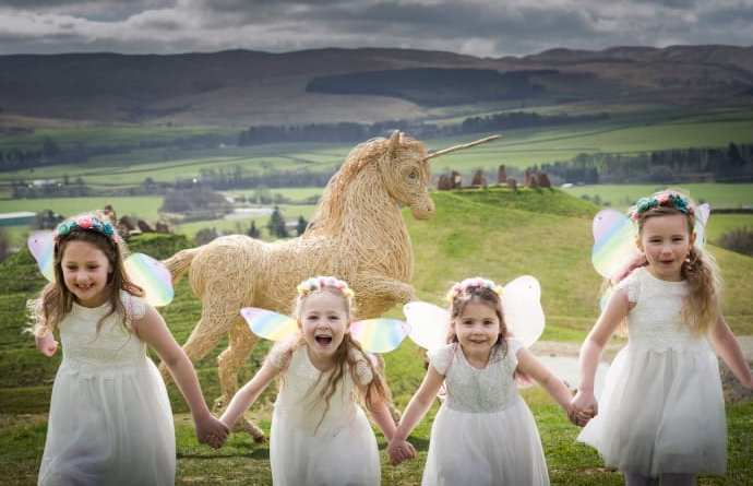 visit scotland unicorn willows