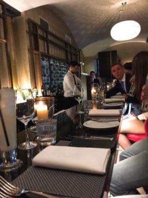 Glasgow Malmaison Chez Mal Bar