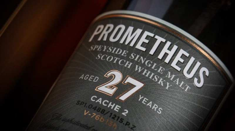 Glasgow distillery company Prometheus whisky