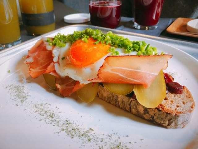Glasgow food and travel blog data kitchen Berlin