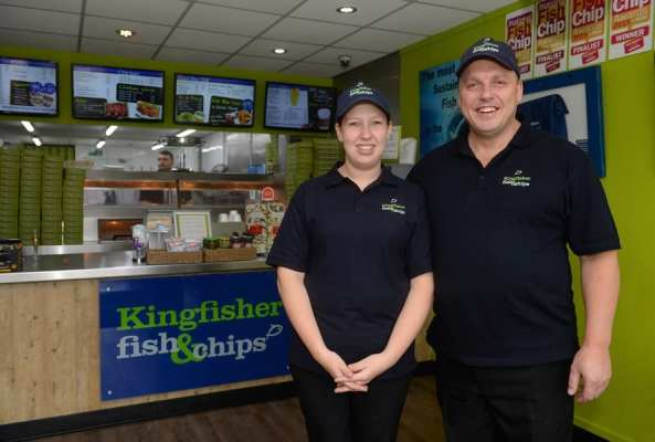 National fish and chip awards 2018 Foodie explorers glasgow food blog