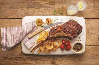 Tomahawk Steak aldi