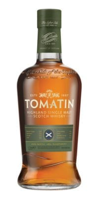 Tomatin whisky world whisky day