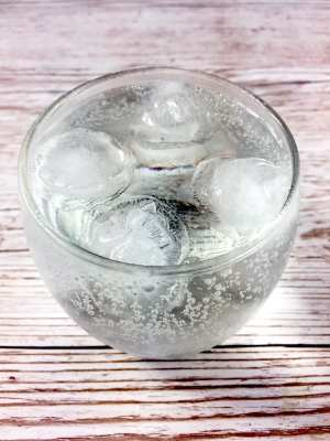 Fentrimans Bloom Gin and Tonic Glass
