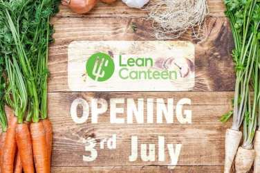 Lean canteen Shawlands glasgow new opening