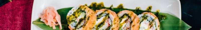 Pickled Ginger sushi glasgow