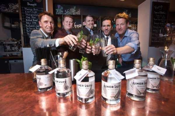 Ginerosity social enterprise gin