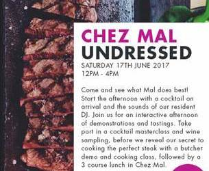 chez mal undressed