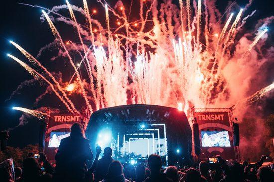 Transmission TRSMT music festival glasgow