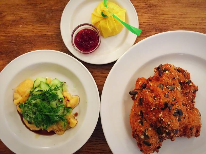 Wohlfahrt's Wirtshaus - Austrian restaurant Berlin
