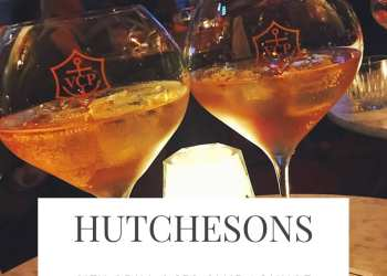 Hutchesons City Grill Veuve Clicquot