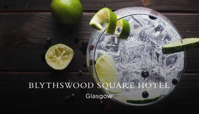 Event preview: Blythswood Square Hotel Gin Festival
