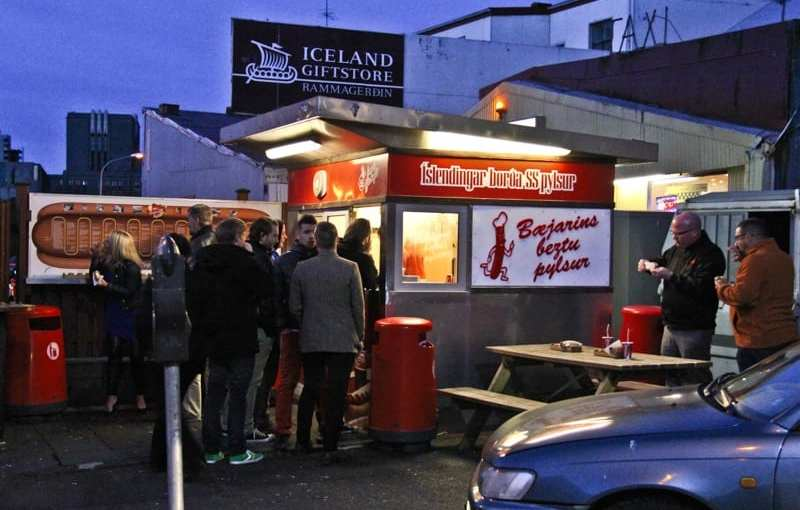Iceland's iconic hot dog stand forced to move