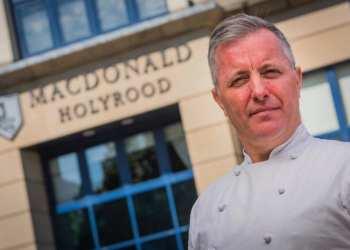 MacDonald Holyrood hotel Paul tamburrini
