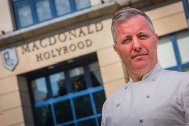MacDonald Holyrood hotel Paul tamburrini