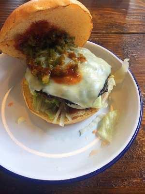 Juicy Lucy's burger company glasgow