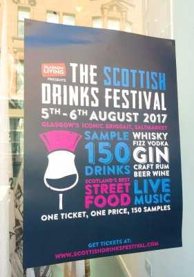 Scottish drinks festival