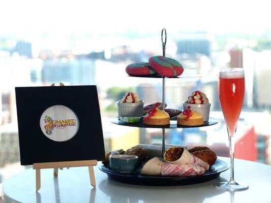 Hilton Manchester Afternoon Tea week