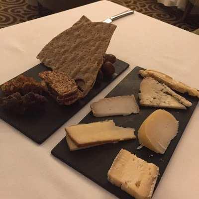 GalgormResort_.cheese plate