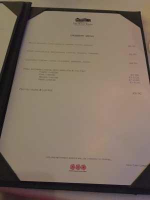 GalgormResort_.dessert menu