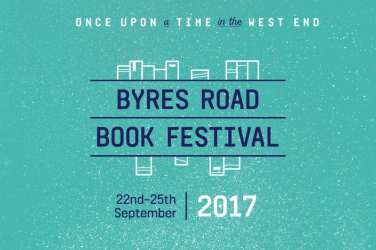 Byres road book festival