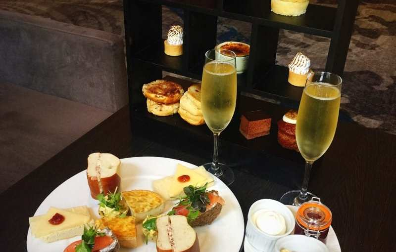 Food Review and competition: Afternoon Tea at The Terrace, Hilton Grosvenor