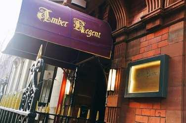 Amber Regent Glasgow Chinese