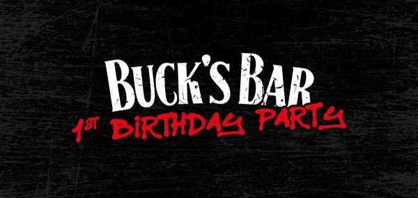 Bucks bar Birthday glasgow