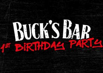 Bucks bar Birthday glasgow