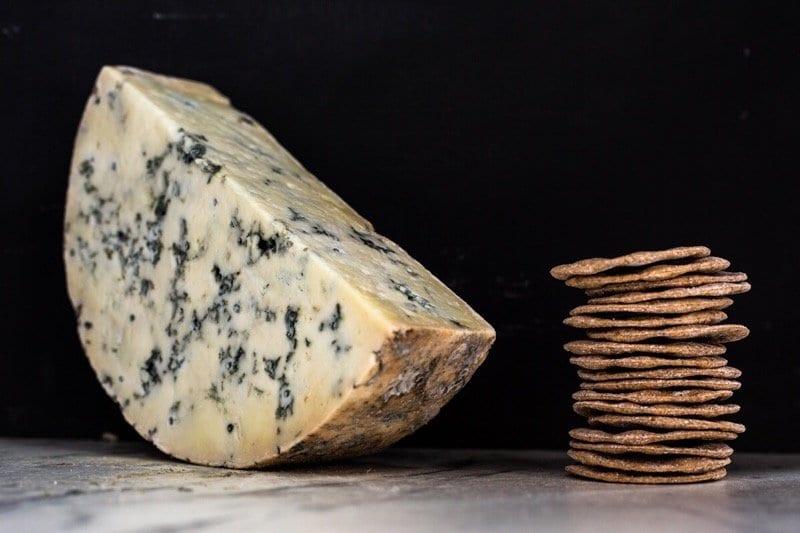 Lanark blue Great British cheese awards