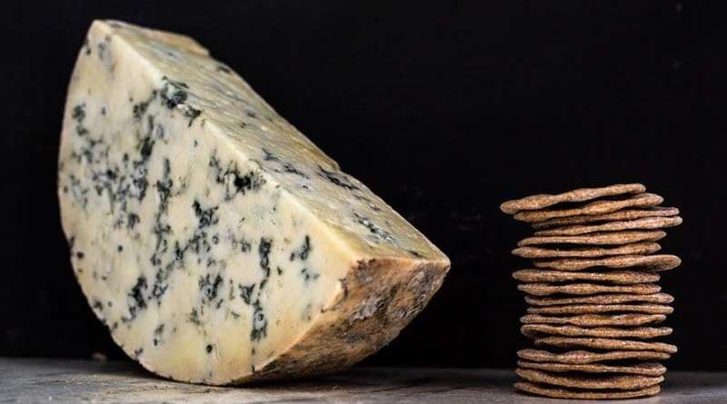 Lanark blue Great British cheese awards
