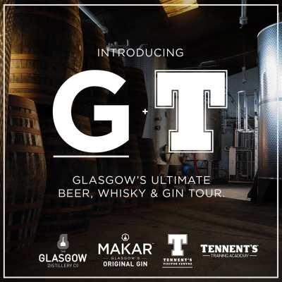 Tennents Makar Gin glasgow tours