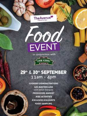 The avenue Newton mearns lunch and learn