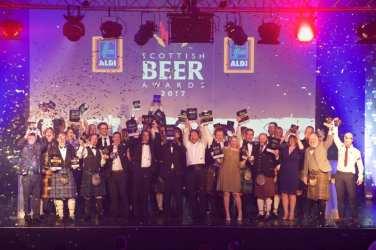 Scottish beer awards 2017 winners