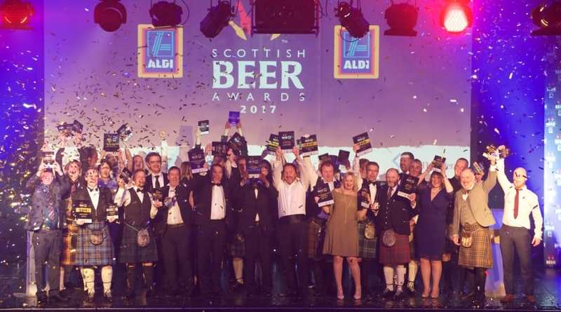 Scottish beer awards 2017 winners