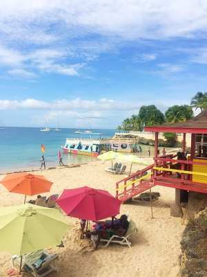Visit Tobago in the Caribbean for some liming